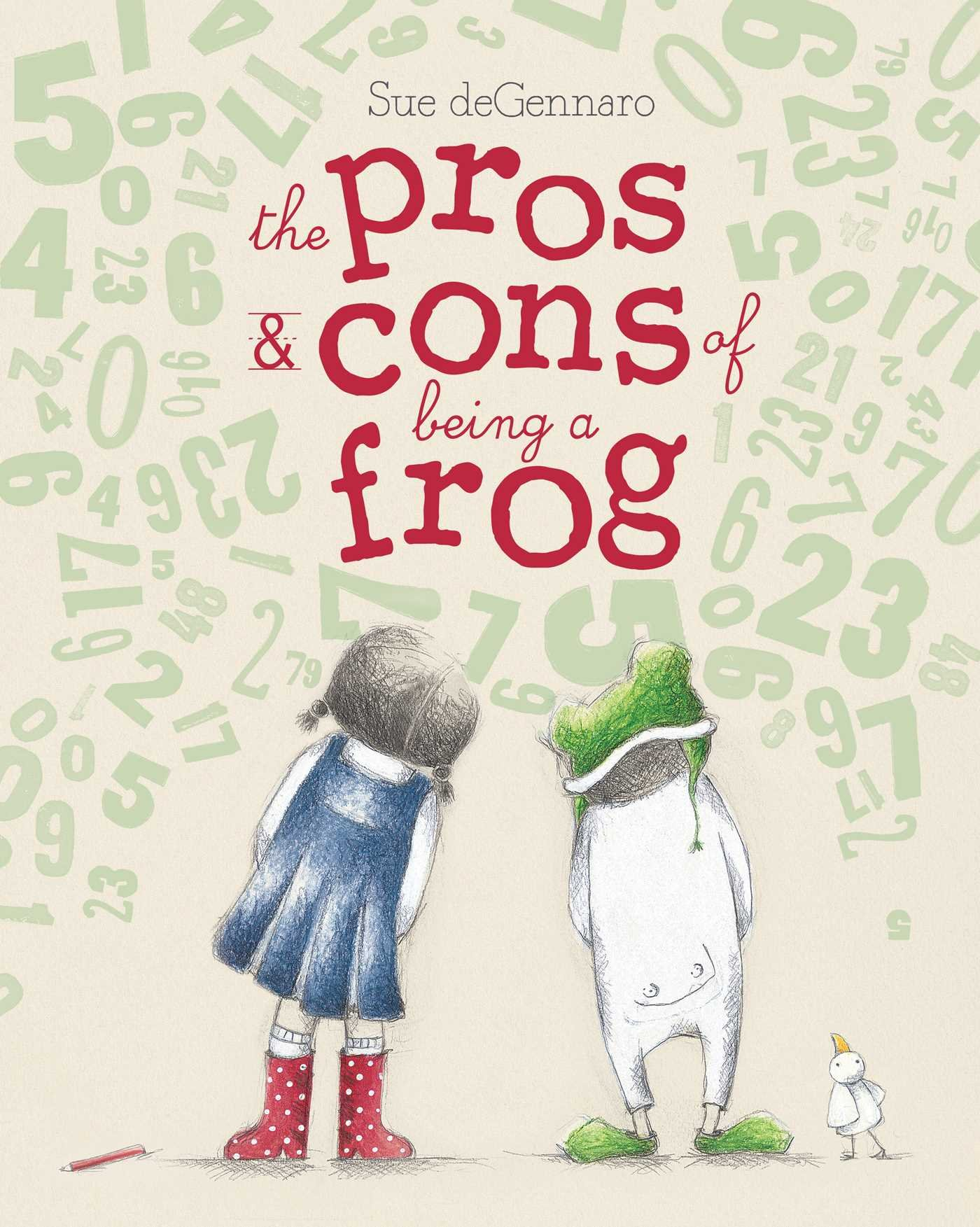 Download The Pros & Cons of Being a Frog pdf
