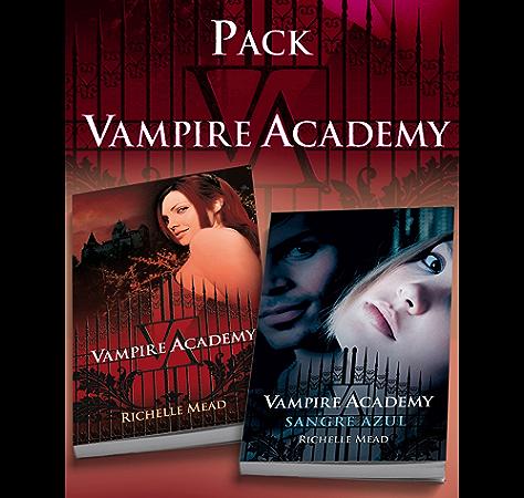 Pack Vampire Academy (contiene: Vampire Academy [Vampire Academy 1] y Sangre azul [Vampire Academy 2]) eBook: Mead, Richelle: Amazon.es: Tienda Kindle