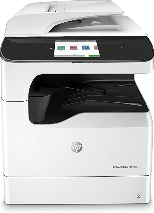HP PageWide Pro 777z Inyección de Tinta térmica 45 ppm 2400 ...