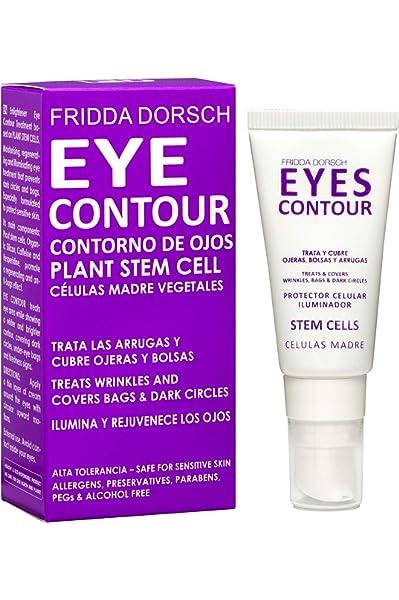 Fridda Dorsch Eyes Contour - Contorno de Ojos con Color Iluminador ...