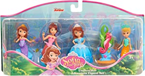 Disney Sofia The First Royal Friends Mermaid Figure Set