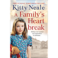 A Family's Heartbreak: An emotionally gripping and gritty new saga from the Sunday Times bestseller