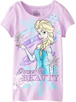 Disney Girls' Beauty Short-Sleeve T-Shirt
