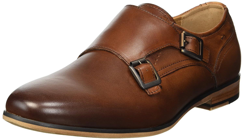 TALLA 41 EU. Kenneth Cole Reaction Guy Monk, Zapatos de Cordones Oxford para Hombre
