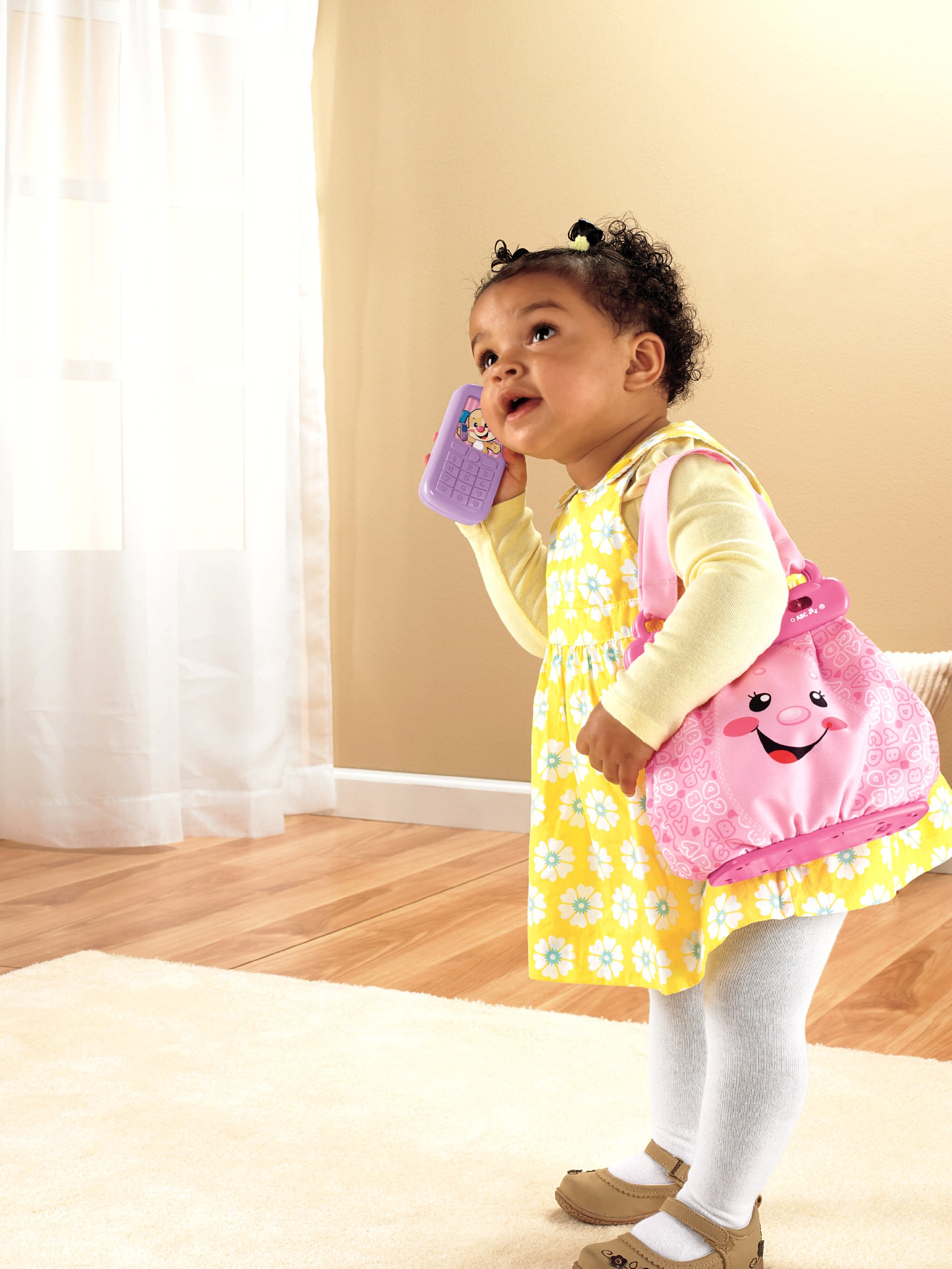 Fisher-Price Laugh & Learn My Pretty Learning Purse by Fisher-Price (Image #2)