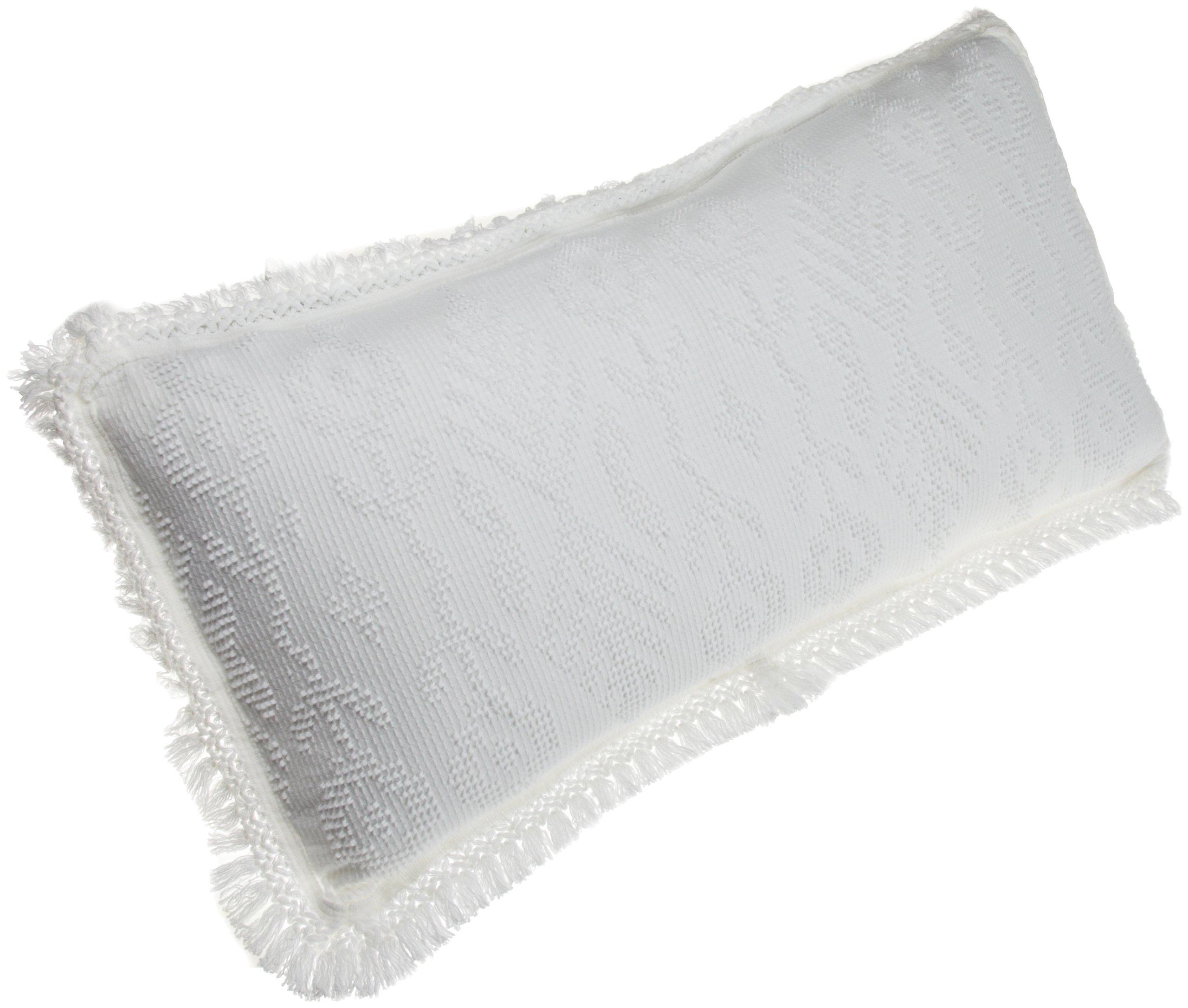 Maine Heritage 2153-KS-013 Weavers New England Tradition Cotton Pillow Sham