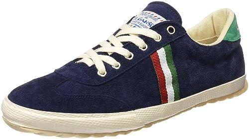 El Ganso Match Dark Blue Suede Ribbon - Zapatillas para Hombre, Color Azul, Talla 40: Amazon.es: Zapatos y complementos