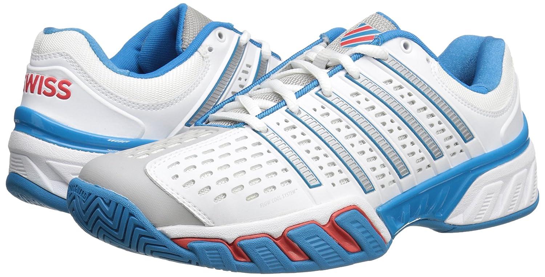 K-Swiss Bigshot - Zapatillas para Hombre, Color Blanco ...