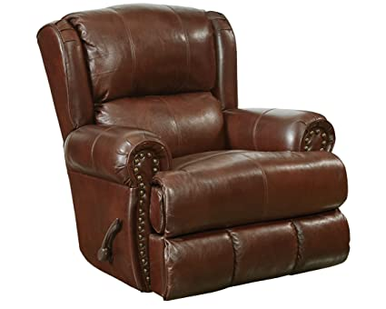 Magnificent Amazon Com Catnapper Top Grain Leather Touch Power Deluxe Bralicious Painted Fabric Chair Ideas Braliciousco