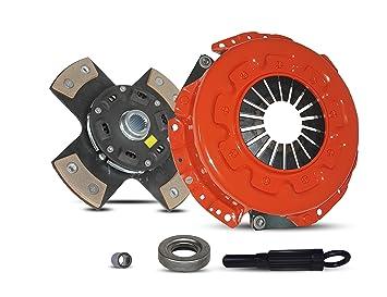Etapa 3 juego de embrague para Nissan 300ZX 3.0L DOHC 6 cilindros (non-turbo: Amazon.es: Coche y moto
