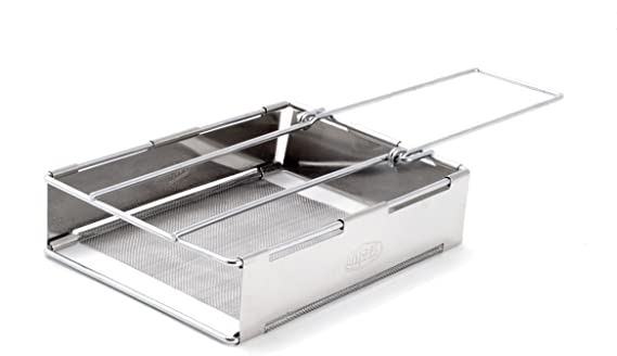 GSI Collapsible Stainless Steel Toaster