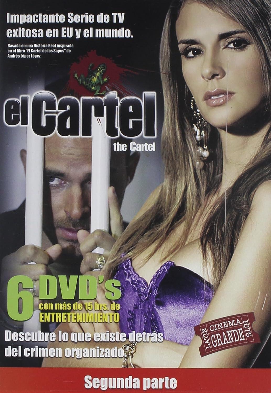 Amazon.com: Cartel: Parte II: El Cartel Pt. 2: Cine y TV