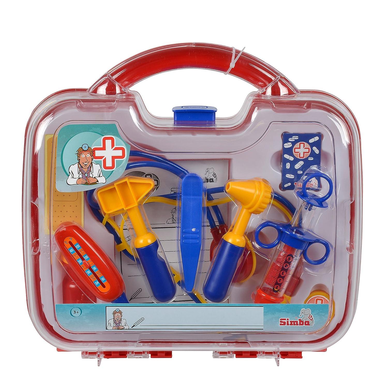 Simba 105542578 - Großer Doktorkoffer Simba Toys Puppen / Spielsets