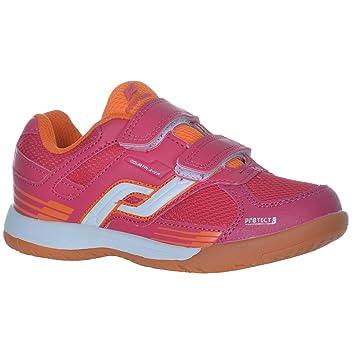 Chaussures Rouges Avec Des Enfants Velcro Touch Pro Eu7U0jOUAG