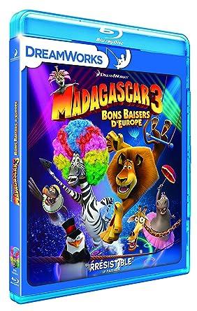 Madagascar 3 : Bons baisers dEurope ...