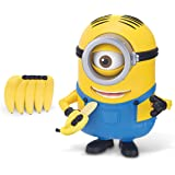 Minions Deluxe Action Figure - Banana Munching Stuart