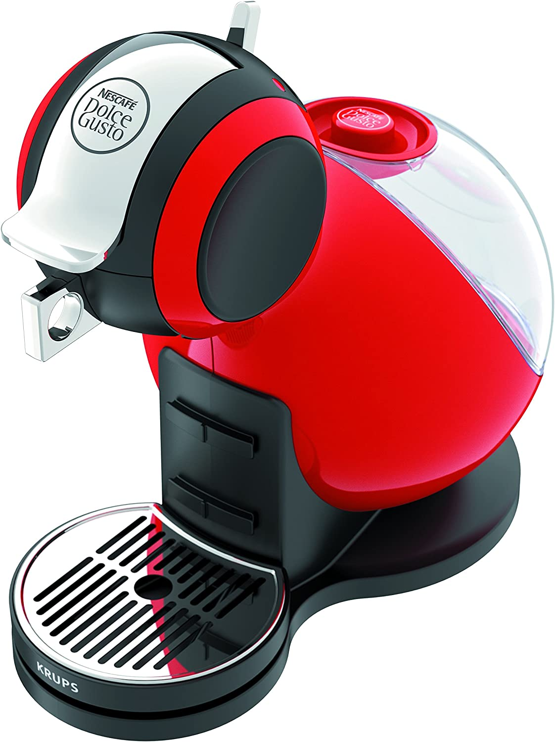 Nescafe Dolce Gusto Melody 3 Coffee Machine - Red