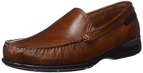 43a3b5d7 FLUCHOS Orion, Mocasines para Hombre: Amazon.es: Zapatos y complementos