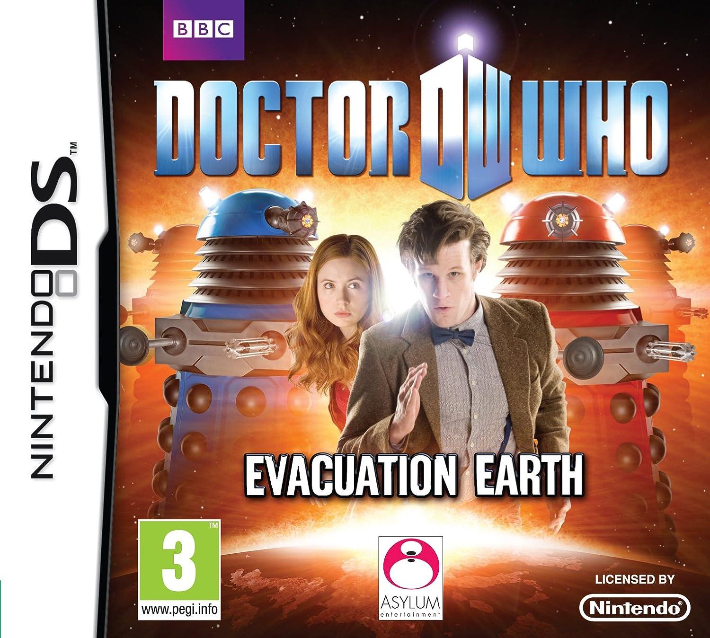 Doctor Who Evacuation Earth (Nintendo DS) [Importación inglesa ...