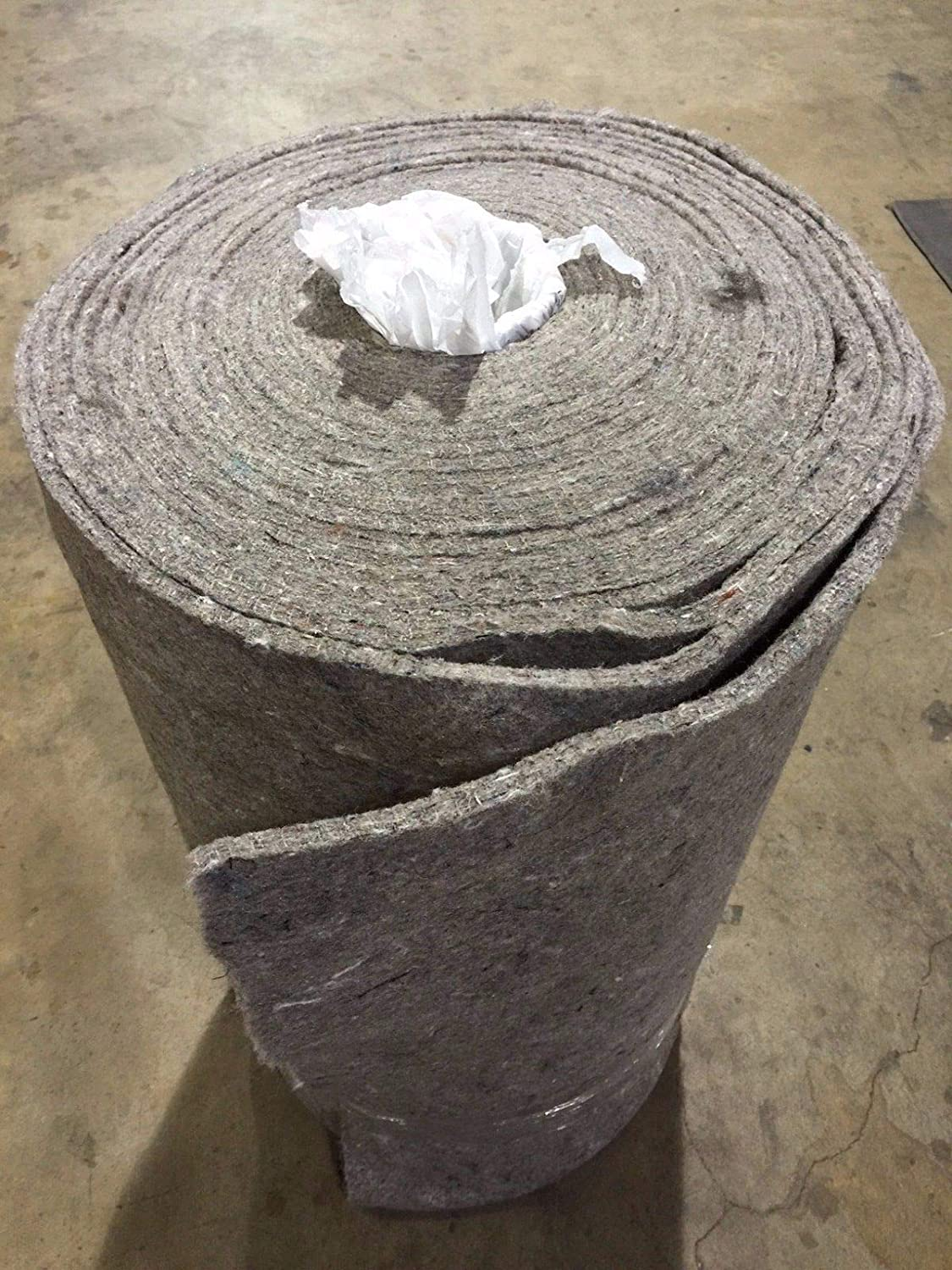 Bry-Tech Furniture1 Automotive Jute Carpet Padding 27 oz 36 Wide Sample 3 x 3 goes Under Carpet in Cars and Trucks