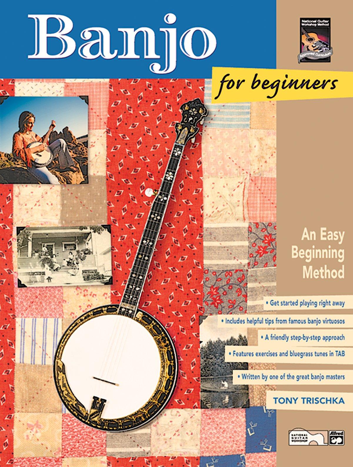 Banjo for Beginners (Book & DVD)