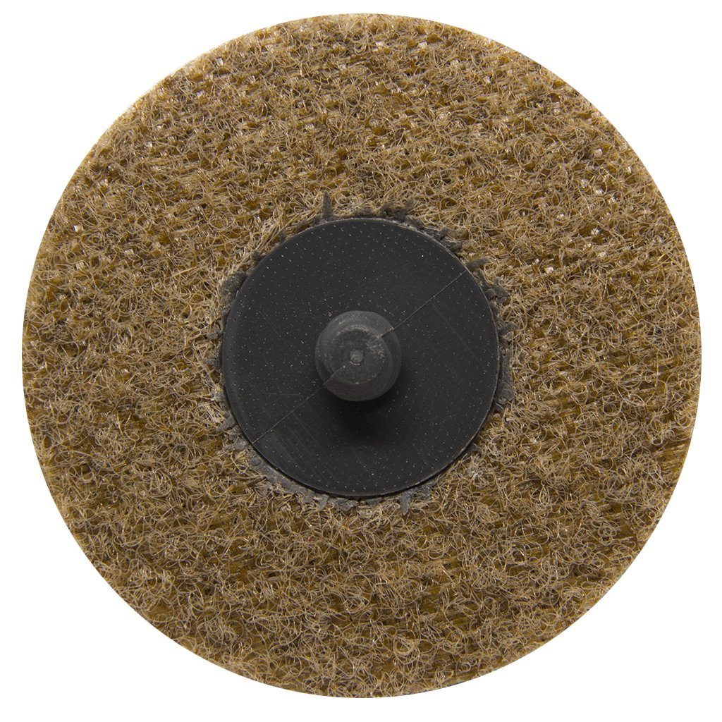 3'' Roloc Surface Conditioning Quick Change Sanding Discs Coarse - 25 Pack