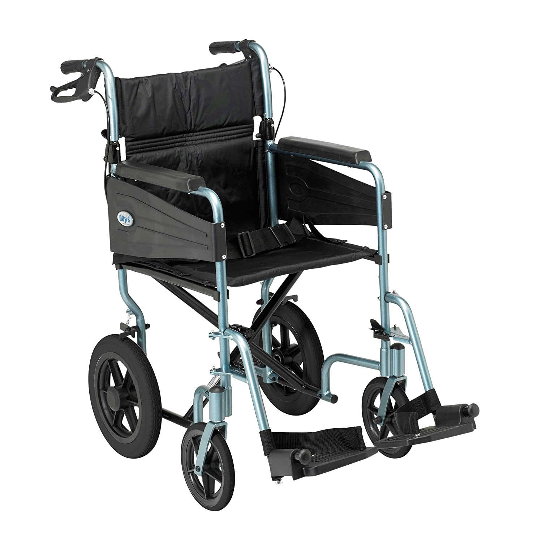 Patterson Medical Days Escape Lite Aluminium Wheelchair Silver