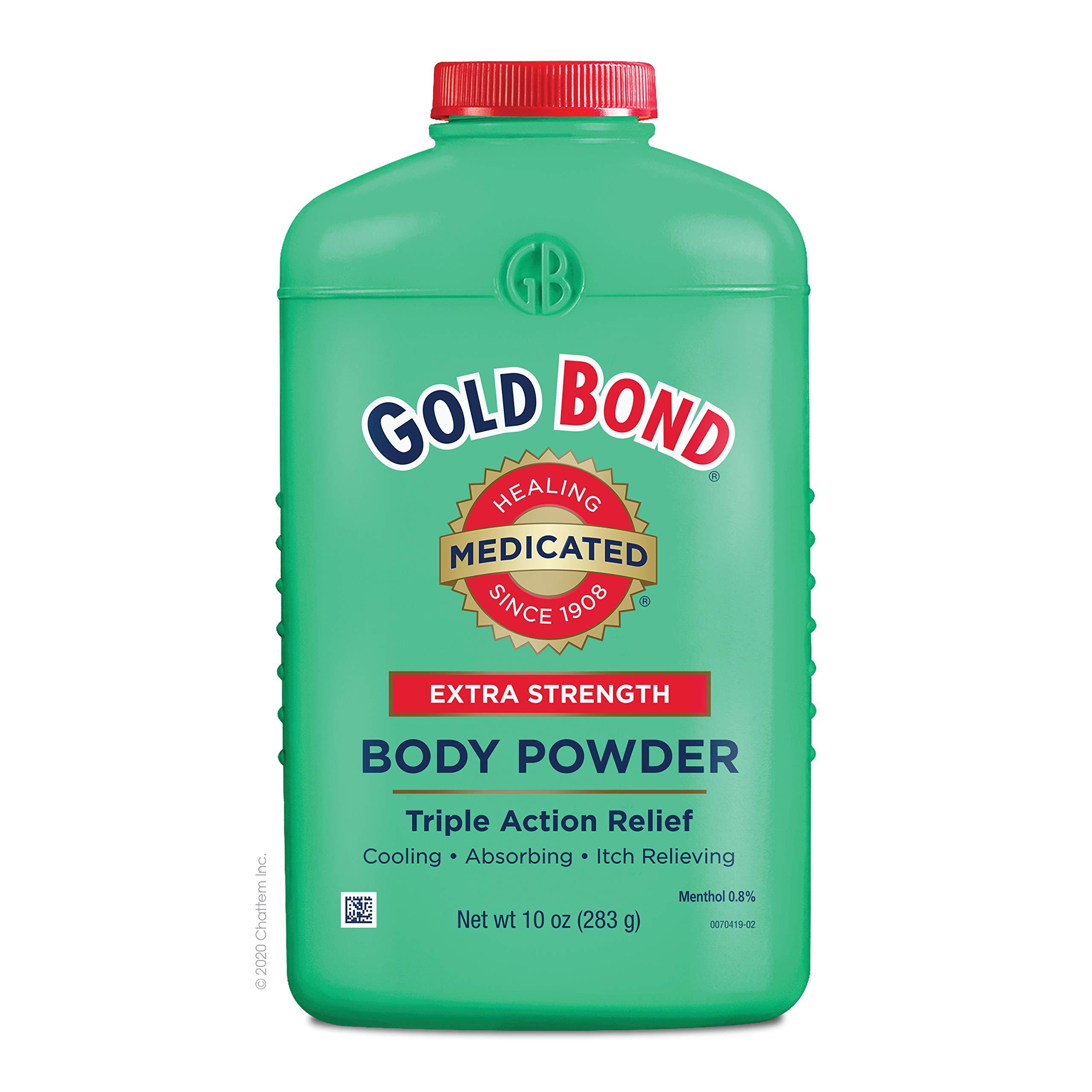 Gold Bond Medicated Extra Strength Powder, Multi, 10 oz