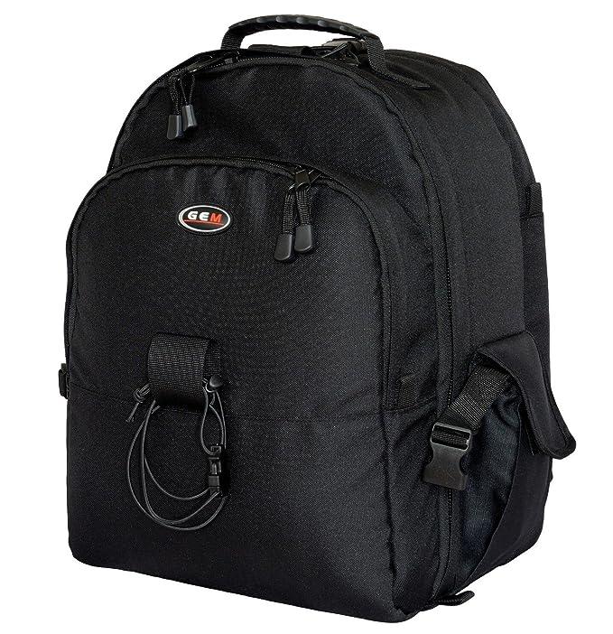 GEM mochila para cámara réflex con funda impermeable y ...