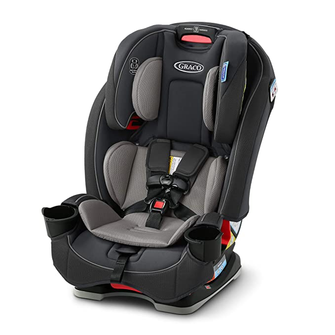 Graco SlimFit 3 in 1 - The Best Three-in-one Convertible Compact Car Seat