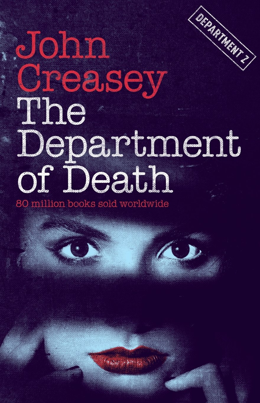 Download The Department of Death (Department Z) pdf epub