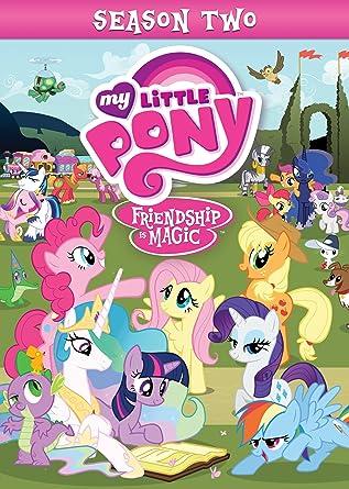 amazon com my little pony friendship is magic season 2 tara