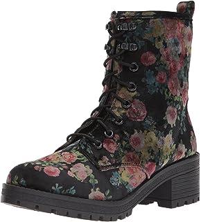e28e06c3793 Amazon.com: Madden Girl Women's Veera Combat Boot: Shoes