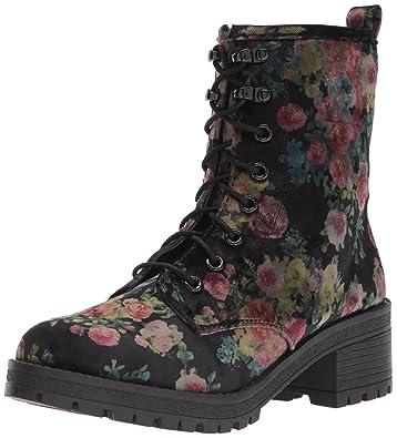 8f848afe6b3 Madden Girl Women's ELOISEE Combat Boot
