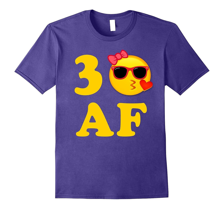 30 AF Shirts Emoji-CD
