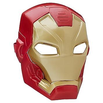 Marvel Captain America: Civil War Iron Man Tech FX Mask $5.24 (add-on item) at  amazon.com online deal