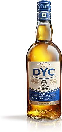 DYC 8 Años Whisky Nacional, 40% - 700 ml