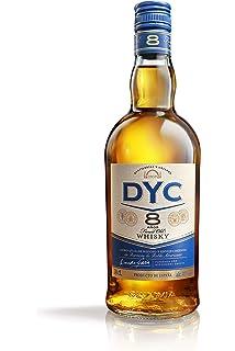 DYC 15 Años Edición Especial 60 Aniversario Single Malt Whisky, 40% - 700 ml: Amazon.es: Alimentación y bebidas