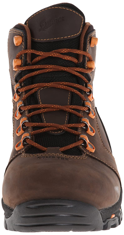 Danner Mens Vicious 4.5 Inch Non Metallic Toe Work Boot