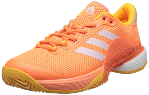 Chaussure Adidas Barricade Boost Orange 2017: Amazon.es: Zapatos y ...