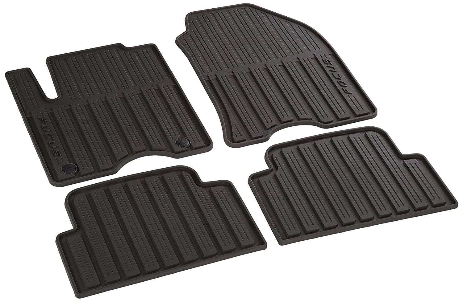Genuine Ford AS4Z-5413300-AA All Weather Floor Mat