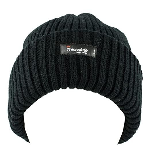 Image Unavailable. Image not available for. Color  Thinsulate Insulated  Beanie Hat ... c44731ae0a5