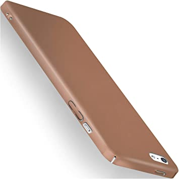 Moex Apple Iphone 5s Hülle Gold Alpha Back Cover Amazonde