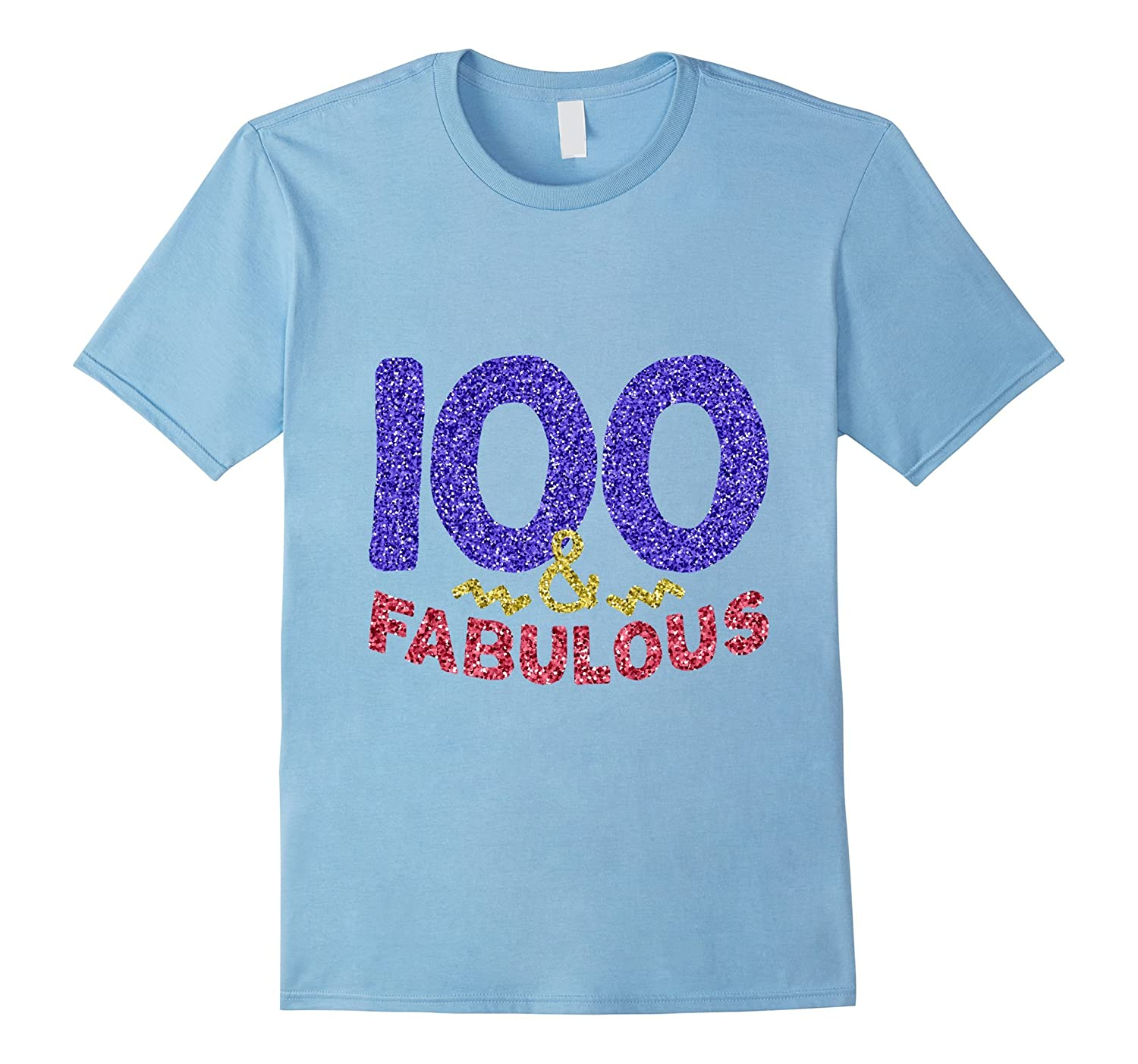 100th Birthday Shirt Funny 100 Year Old Gift Tee Men Women-T-Shirt