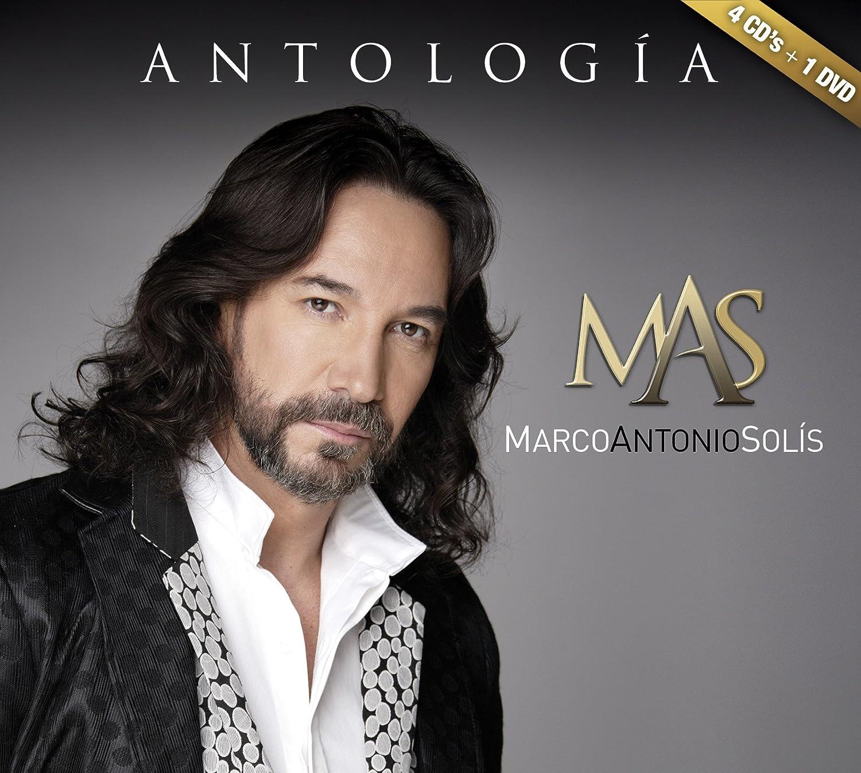 Antologia : Marco Antonio Solis: Amazon.es: Música