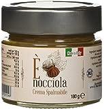 E' Nocciola Crema Spalmabile al 60% di Nocciola, 100% Naturale - 180 gr