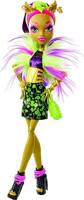 Amazon.es: Monster High - Muñeca Fashion (BJR40): Juguetes y juegos