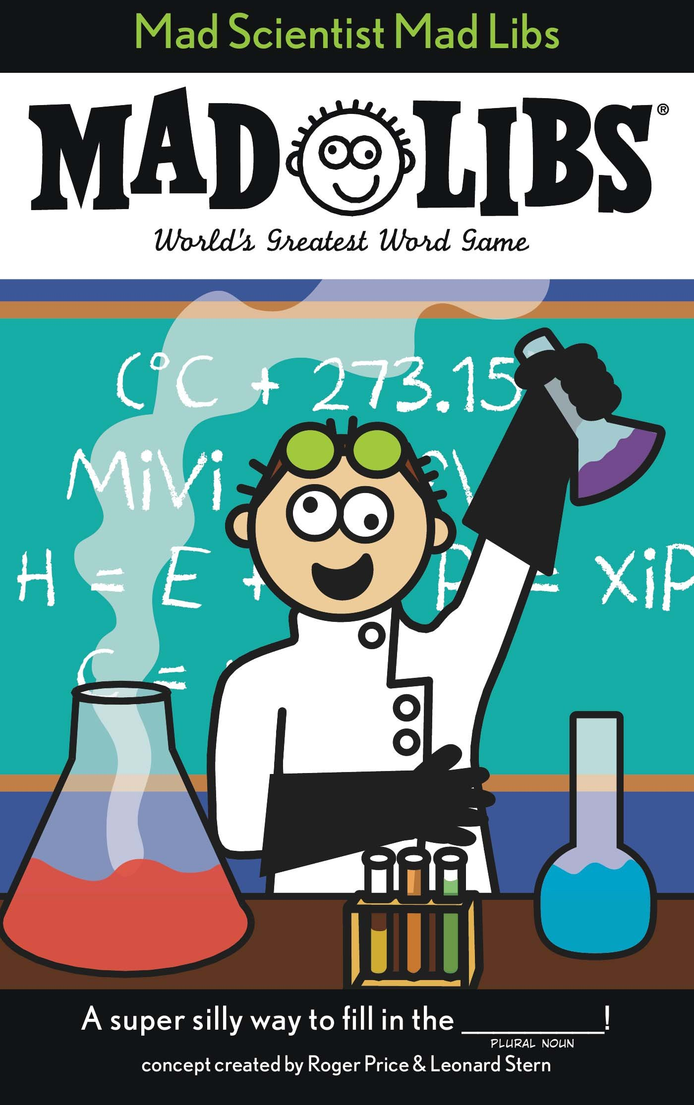Mad Scientist Libs