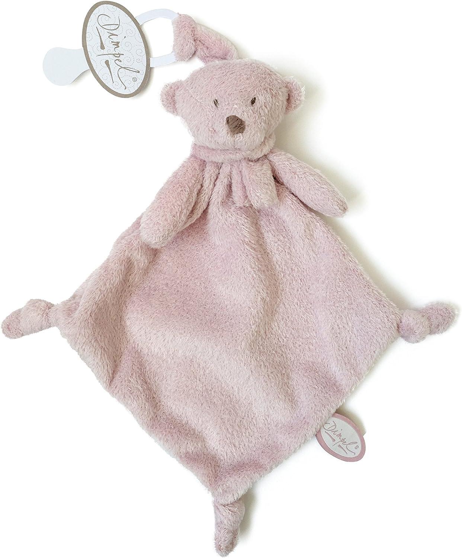 Baby Schnuffeltuch Schmusetuch Kuscheltier Bär SUZIE
