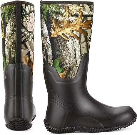 New Mens Womens Wellington Boots Waterproof Walking Hunting Farming Wellies